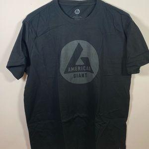 Vintage American Giant Logo T Shirt